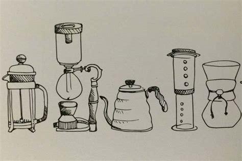 Apa Itu Manual Brewing Cara Seduh Kopi Masa Kini
