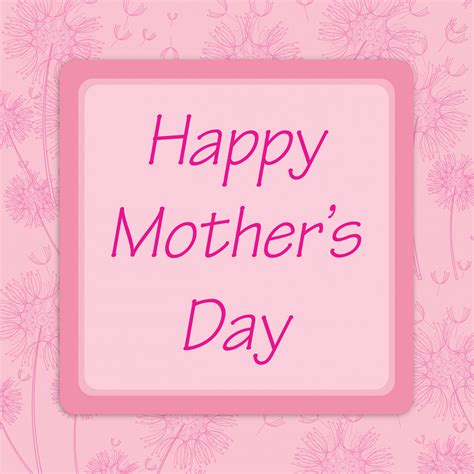 latest mother s day cards mother s day card pink free stock photo public domain