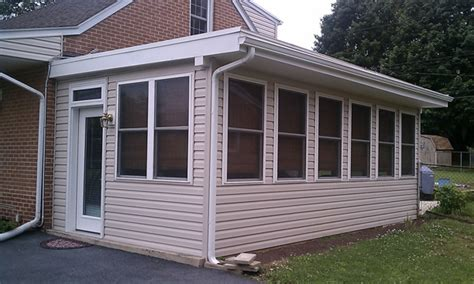 The Perfect Patio Sunrooms Patio Enclosures Kits Lowe S House Plans With Enclosed Patio