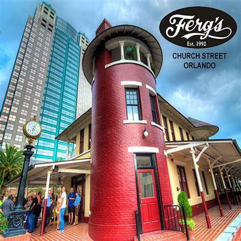ferg s depot orlando bar downtown orlando orlando