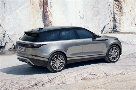 range rover velar new range rover velar revealed in pictures by car magazine