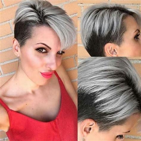 Haare Stylen by Kurzhaarfrisuren Stylen Damen