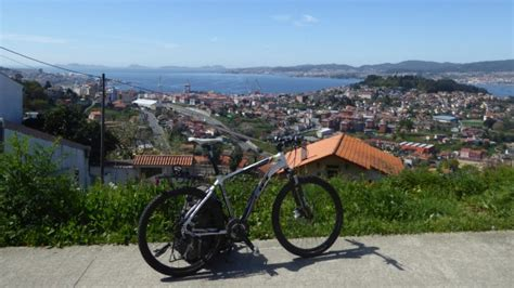 camino by bike portuguese camino coastal route by bicycle an