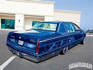 Cadillac Fleetwood Lowrider 1994 Cadillac Fleetwood Lowrider Magazine