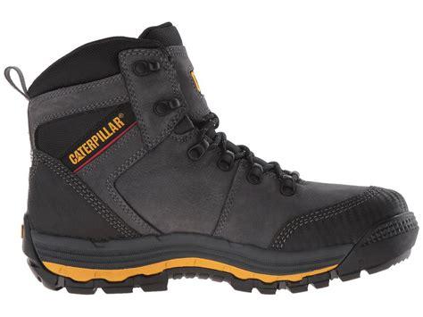 Caterpillar Safety Boots Shadow caterpillar munising 6 quot shadow safety boot
