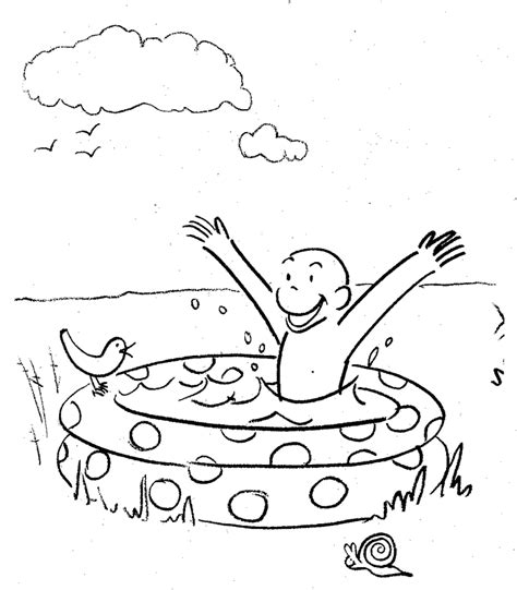 pic of curious george az coloring pages
