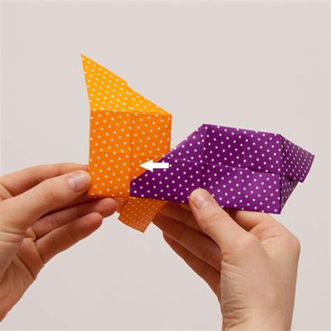 Origami Cube Pdf - origami cube useful tips japan