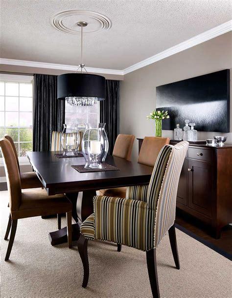 Dining Room Lighting With Shades 100 Dining Room Lighting Ideas Homeluf