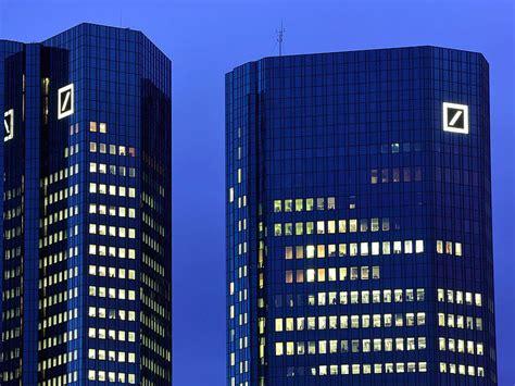 amerikanische bank in deutschland us b 246 rsenaufsicht bittet deutsche bank zur kasse wegen