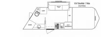 Horse Trailer Living Quarter Floor Plans by Head To Head Floor Plans 2 Custom Horse Trailers Horse