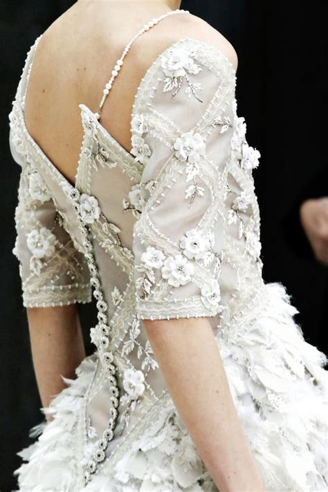An Inside Look At Chanel by An Exclusive Look At The Chanel Couture Ateliers Savoir