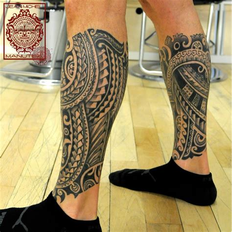 borneo tattoo tatouage polynesien polynesian march 2015