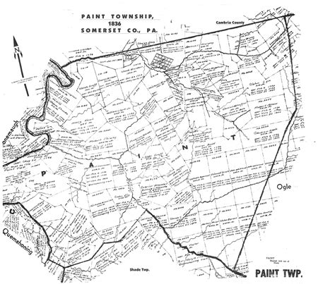 Somerset County Pa Records Paint Township Somerset Co Pa