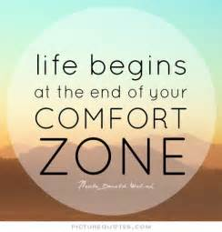 out of your comfort zone quotes comfort zone quotes like success