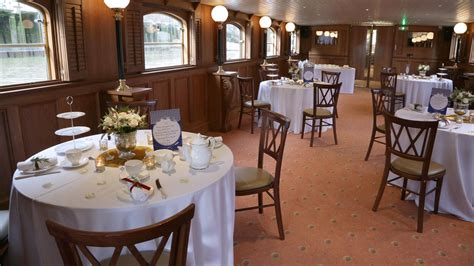 thames clipper dinner edwardian