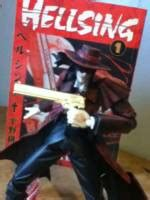 alucard coat tutorial alucard repaint hellsing custom action figure