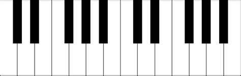 piano template piano plank choir