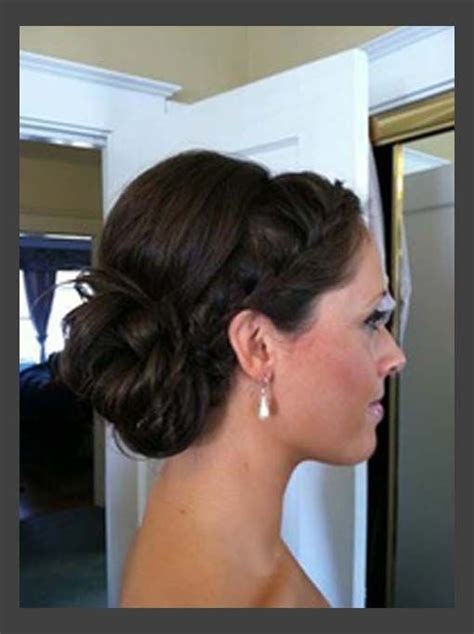 updos for medium length hair 16 pretty and chic updos for medium length hair pretty
