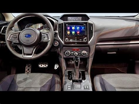 subaru crosstrek interior 2018 2018 subaru xv crosstrek interior exterior features