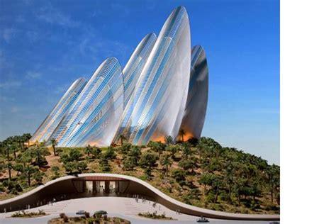 Zwischen Innen Und Außen by Foster Partners Zayed National Museum Floornature