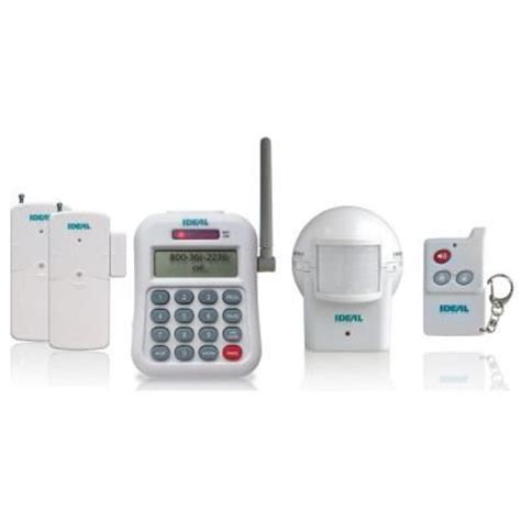 wireless alarm system wireless alarm system home depot