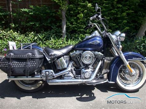 Used Harley Davidson Motors by Harley Davidson Heritage Softail Classic 2012 Motors Co Th