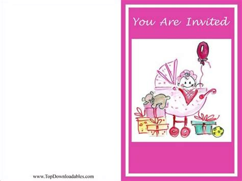 Baby Shower Greeting Card Template Free by 17 Best Images About Baby Shower Free Printables On