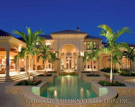 sater luxury homes cordillera luxury home plan sater design collection