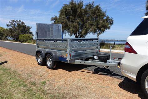 blue trailer portugues gama de atrelados reboques cargo box blue brian trailers