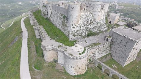 krak des chevaliers krak des chevaliers syria must see places