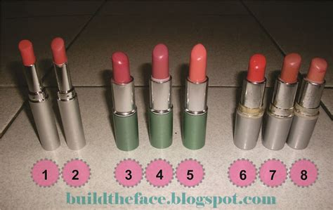 Warna Wardah Lasting Lipstick No 01 build the 176 176 wardah lipstick collections part 1