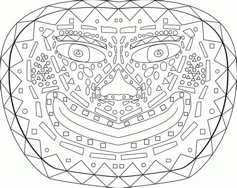 printable gas mask template gas mask coloring page chemical safety 130240 african