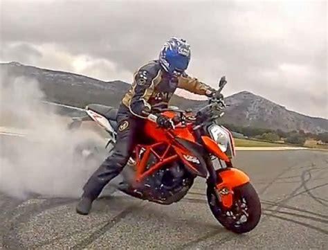 Motorradunfall Ktm by Testride From Hell Ktm 1290 Duke R Bomber Magazin
