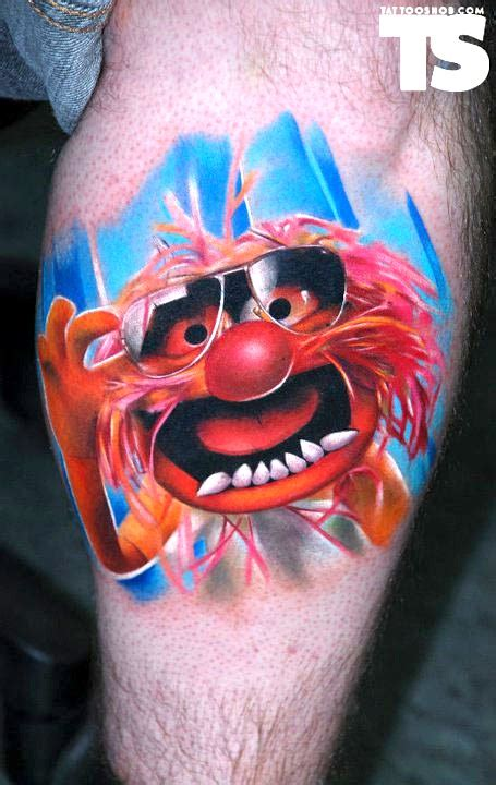 muppet tattoo tuesday the muppets