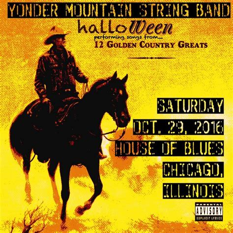 My Home Is Yonder by Yonder Mountain String Band Reveals Ween Theme