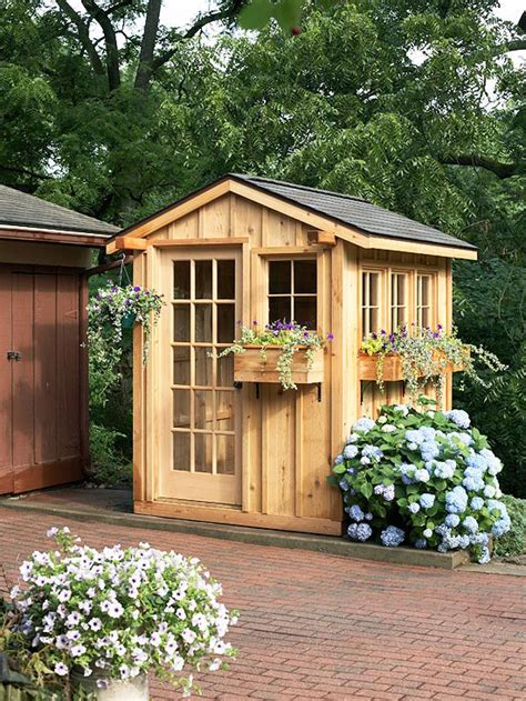 Small Garden Shed Ideas 16 Garden Shed Design Ideas For You To Choose From