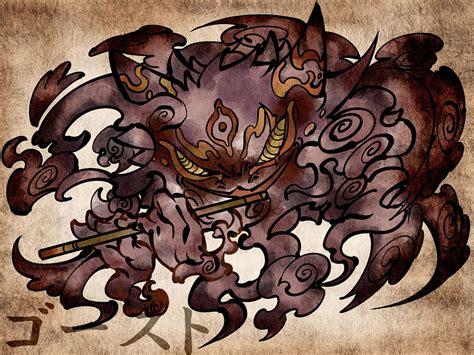 haunter pok 233 mon wallpaper 1010018 zerochan anime