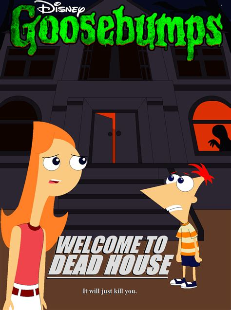 welcome to dead house disney s goosebumps welcome to dead house by jackassrulez95 on deviantart
