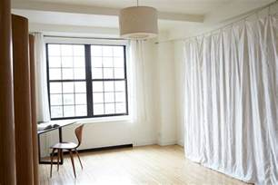 Diy Room Divider Curtain Easy Diy Room Divider To Create A Multipurpose Room