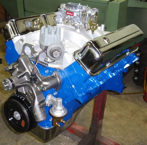 big block ford crate engines ford fe big block 428 525 crate engine pro built
