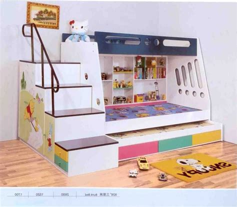 Bunk Bed With Office Bunk Beds Photos