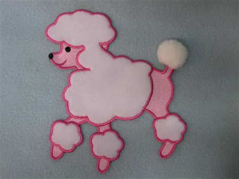 poodle skirt applique pattern free appliq patterns