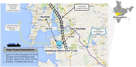 Jnpt Layout Plan | jnpt