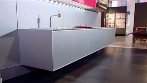 Floating Kitchen Cabinets by Floating Kitchen Cabinets Hgtv