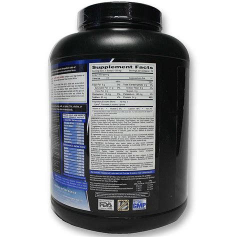 Whey Protein evitamins dymatize nutrition elite whey protein rich