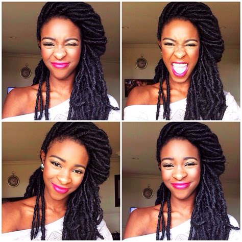 unique marley hair extension styles marley twists hairstyles pinterest google search