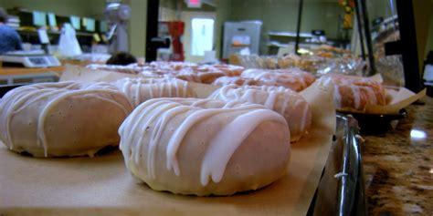 patti cakes conway velvet cake doughnut at patticakes only in arkansas