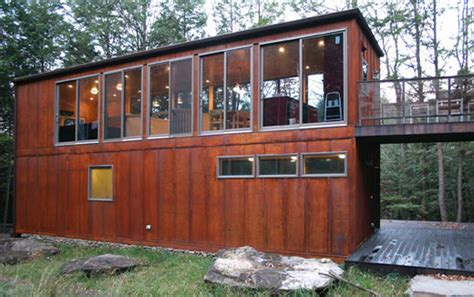 shipping container home design what a fox graphics
