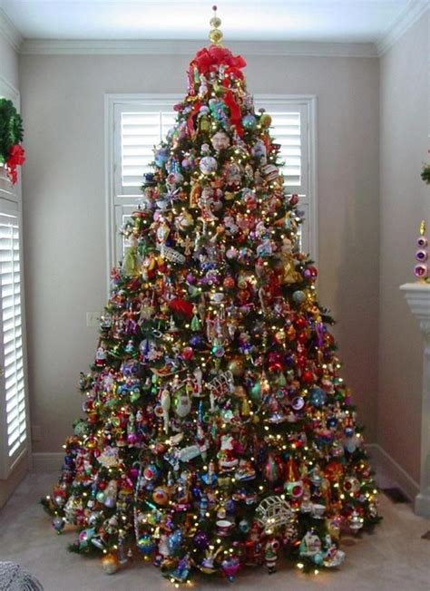 how to make your decorated christmas tree mathematically