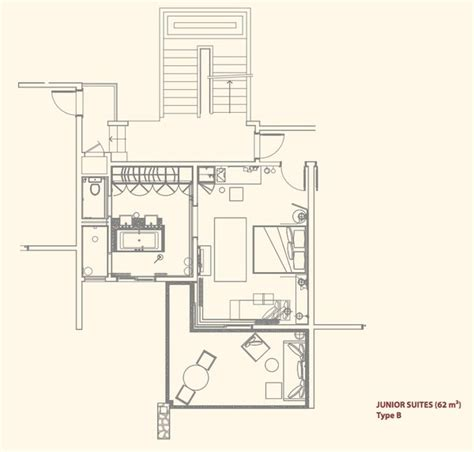 all family suite floor plan constance ephelia resort seychelles the details